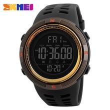 Top Brand SKMEI Men Sport Watch Waterproof Chronograph Count