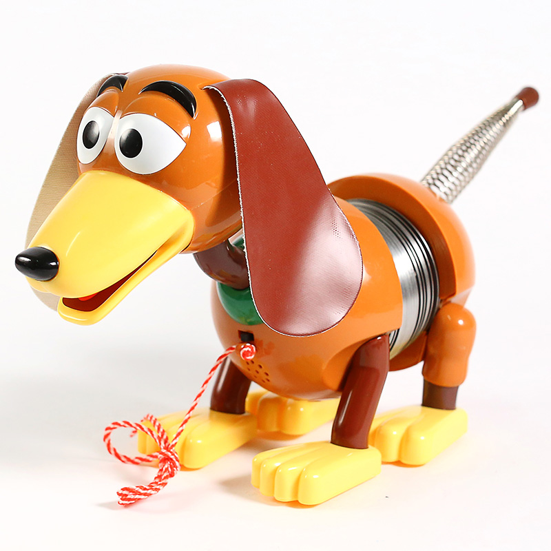 Toy Story Slinky Dog Speaking Toy Action Figure Collectible Model Doll