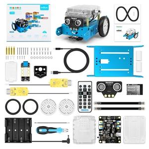 Image 2 - Makeblock mBot DIY Kit de Robot, Arduino, programación de nivel de entrada para niños, STEM Education. (Azul, Versión Bluetooth)