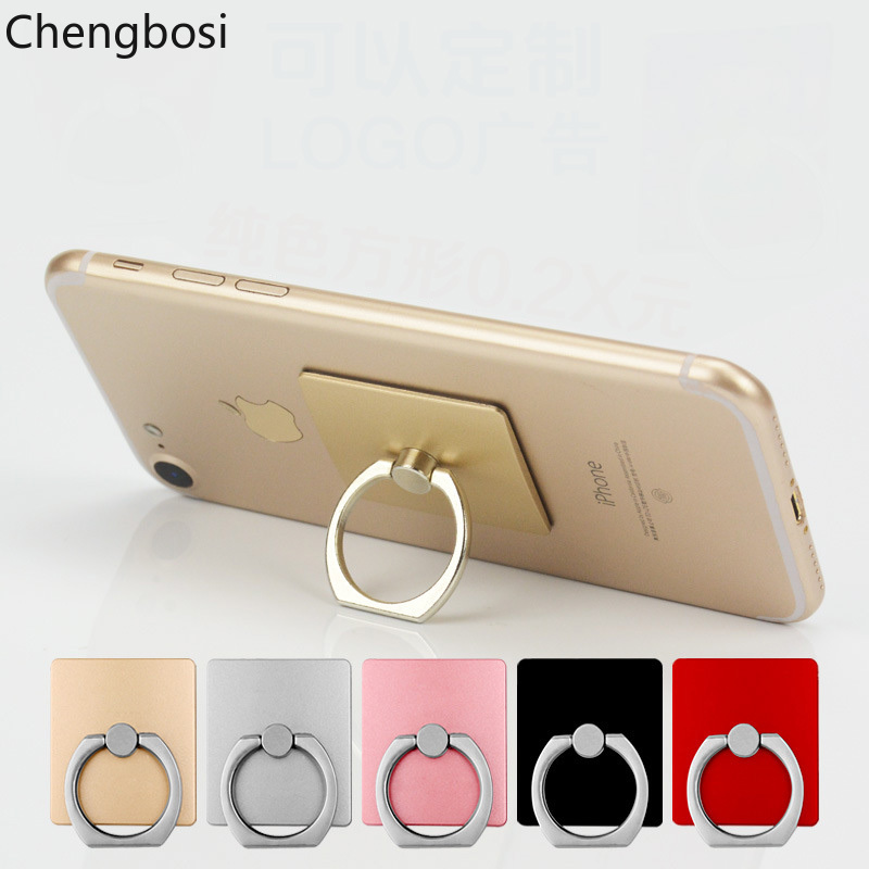 360 Rotate Finger Ring Phone Ring For IPhone X Samsung S 9 Huawei Xiaomi Ring Mobile Phone Rotate Stand Holder Bracket Tools