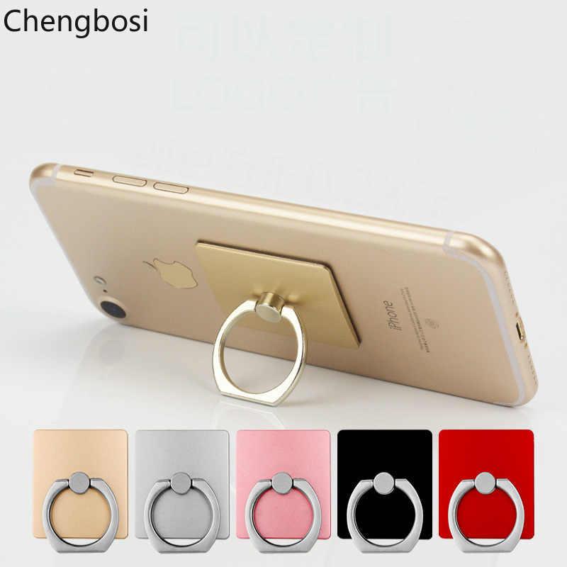 360 Xoay Nhẫn Điện Thoại Nhẫn cho IPhone X Samsung S 9 Huawei Xiaomi Nhẫn Điện Thoại Di Động Xoay Đế Đứng giá treo Dụng Cụ