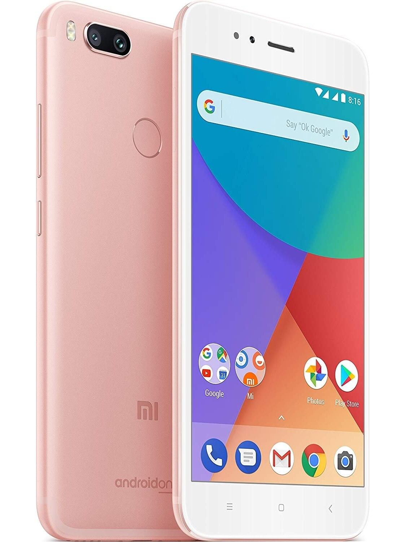 Xiaomi Mi A1, Global Version, Band 4G, Dual SIM, Screen 5.5