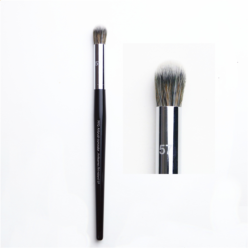 57 #Professional Concealer Brushes Eye shadow Brushes Eye Concealer Tools High-end Brand Multi-functional Beauty tools 1pcs