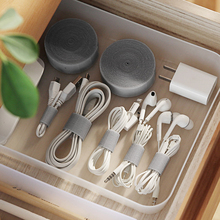 Cable-Organizer Headset Keyboard iPhone Cord-Protector Management-Clips-Holder Mouse
