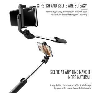 Image 5 - Gosear المحمولة قابلة للتمديد طوي بلوتوث يده Selfie حامل هاتف عصا حامل ثلاثي القوائم Monopod ل أندرويد IOS الإكسسوارات