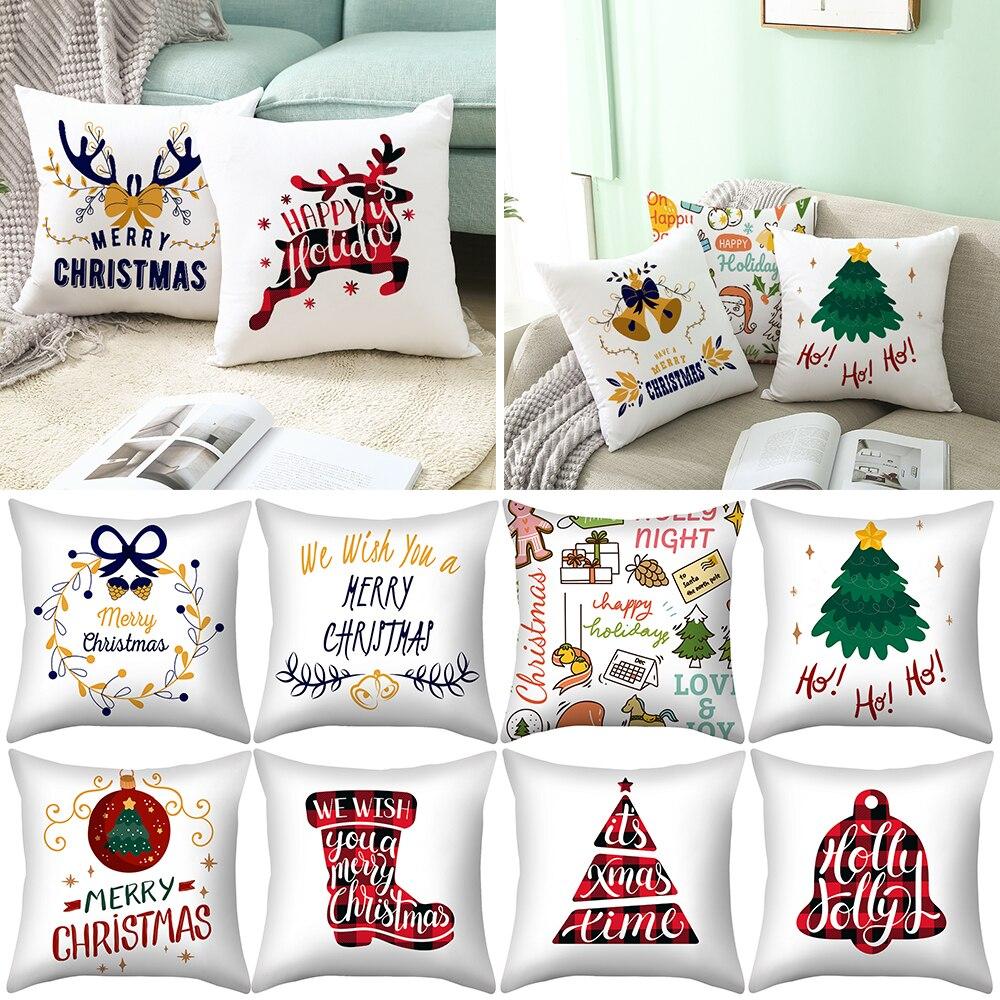 1pcs 45×45cm Cushion Velvet Cover Home Furniture Throw Pillow Case Decorative