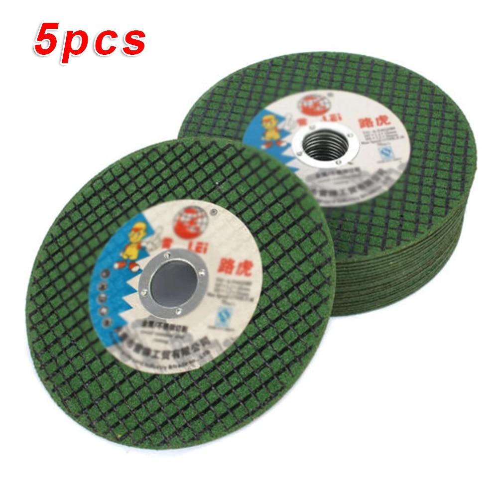 "5pc 4/"" GRINDING WHEEL DISC"