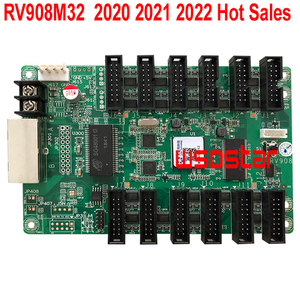 Image 1 - RV908M32 New Upgrade LED receiving card RV908 RV908T RV908M RV908V32 LED video display full color controller Hot Sales