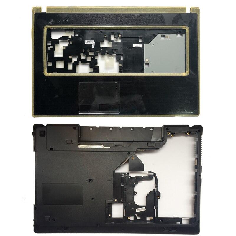 New For LENOVO G780 17.3'' Palmrest COVER AM0H4000100/Laptop Bottom Base Case Cover AP0O50002000