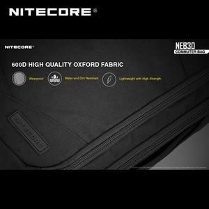 Image 4 - ביצוע מרובות דרכים NITECORE NEB30 Commuter תיק