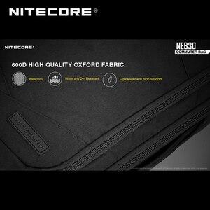 Image 4 - Çoklu taşıma yolu NITECORE NEB30 banliyö çantası