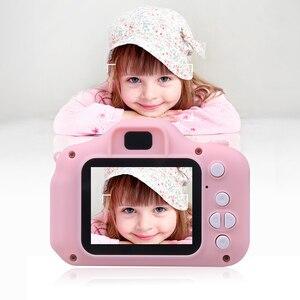 Image 3 - Kebidu Mini sevimli çocuk dijital kamera oyuncak kamera 2.0 inç resim 1080P Video çocuk oyuncakları Video kaydedici kamera
