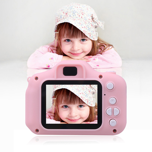 Image 3 - Миниатюрная Милая Детская цифровая камера kebidu, игрушечная камера, 2,0 дюйма, фотография, 1080P видео, детские игрушки, видеорегистратор, видеокамера