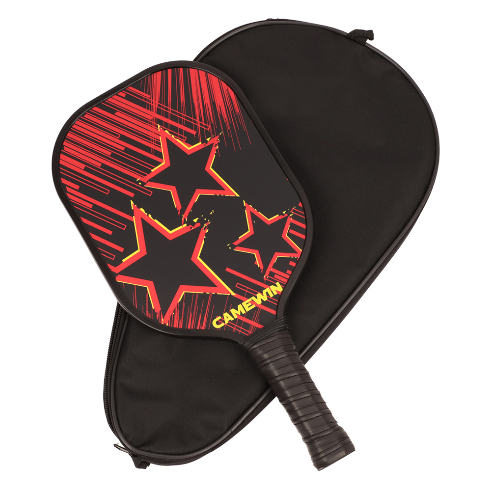 CAMEWIN  Pickleball Paddle Tennis Racket Honeycomb Core Racquet With Cover Bag