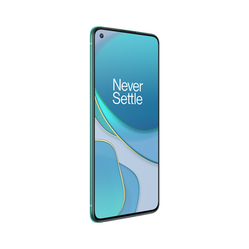 OnePlus 8T 6.55 Inch 120 Hz Fluid AMOLED Display Snarpdragon 865 5G Smart Phone 4500mAh Battery Warp Charge 65 Electronics Mobile Phones