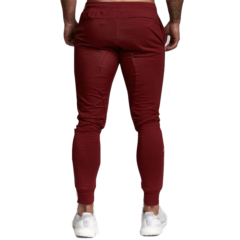 2019 Casual Skinny Pants Mens Joggers Sweatpants  Fitness Workout Brand Track pants New Autumn Male Fashion  Trousers 3