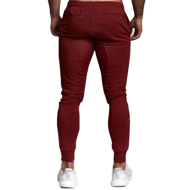 Pantalones deportivos para correr casuales para hombre 3