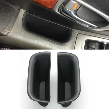 Replacement Door Armrest Storage For 04-09 Toyota Prado Land Cruiser J120 Auto Console Holder Side image