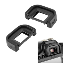 2PCS EF Eyepiece Viewfinder Eyecup Protector Replacement for Ca-non 300D 350D 400D 450D 500D 550D 600D 650D 1100D 1000D