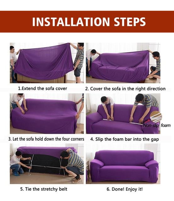 Magic Sofa Cover ( Patterns )