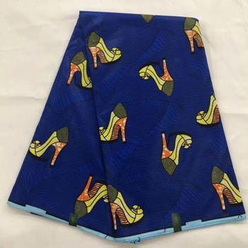 Hot sales veritable Ankara Print wax fabrics 100% cotton for woman dress african java wax prints tissus patchwork fabric!OT-4377