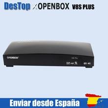 10pcs Original V8Se Openbox V8S PLUS Satellite Empfänger AV ausgang Unterstützung USB Wifi WEB TV Biss Schlüssel 2xUSB youporn CCCAMD