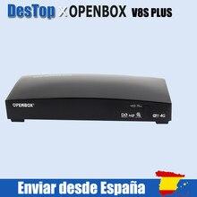 Original Openbox V8S Plus Digital Satellite Receiver S V8 Unterstützung WEB TV Biss Schlüssel USB Wifi 3G Youporn CCCAMD NEWCAMD