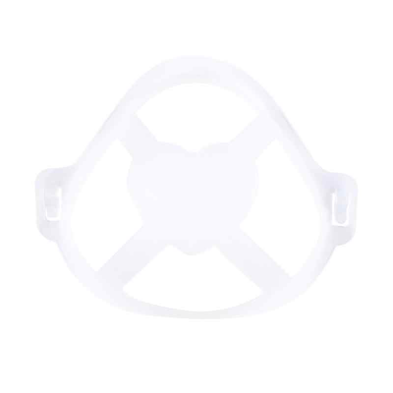 Soporte para mascarillas estructura de apoyo interno para proporcionar m/ás espacio y una respiraci/ón c/ómoda