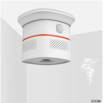 Tuya Zigbee wykrywacz tlenku węgla Co detektor gazu kontrola pracy z Tuya Zigbee tanie i dobre opinie smarsecur CN (pochodzenie) Czujnik drzwi 3V DC CR1 2AA Battery Kontrola aplikacji 60*60*49 2mm HS1CA-E wireless Smart Zone