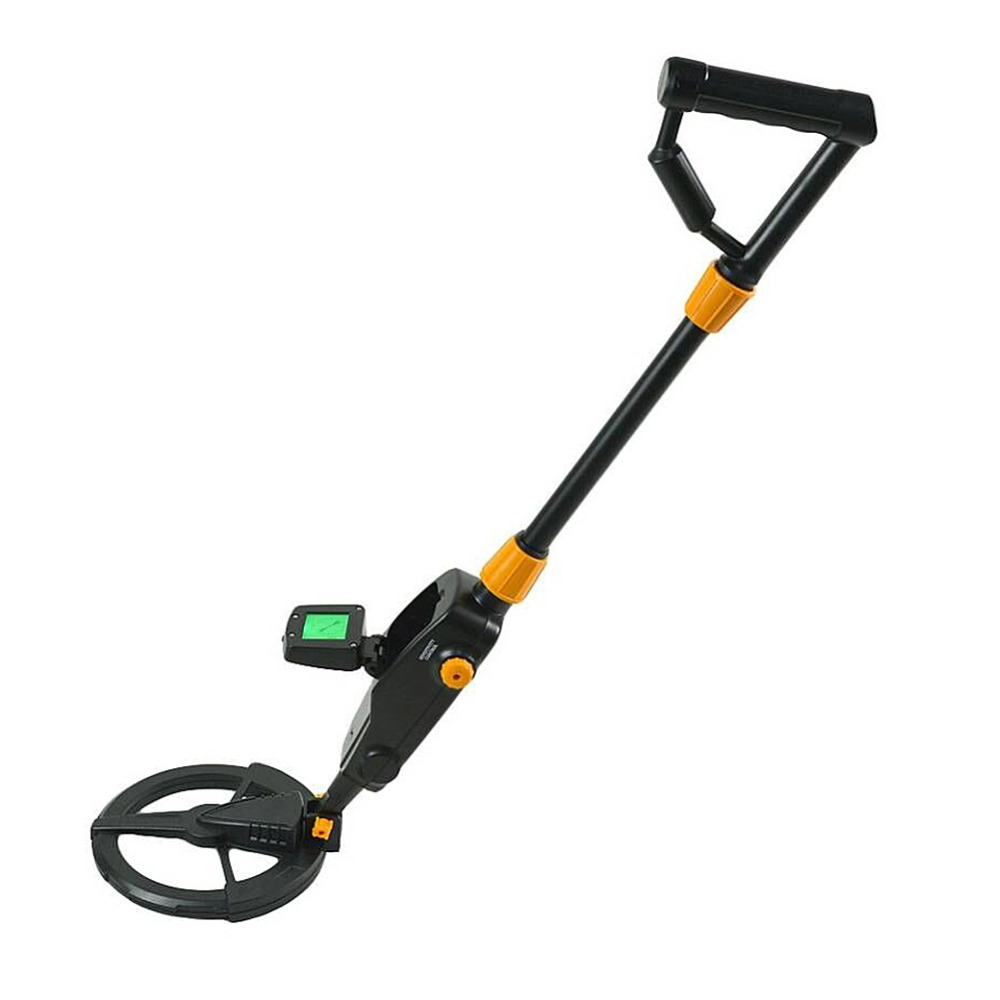 MD-1008A Lightweight Handheld Metal Detector Search Gold Detector Treasure Hunter Circuit Metals Tracker Seeker With Search Coil