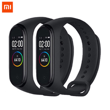 Original Xiaomi Mi Band 4 Global Version Smart Bracelet Wristband Fitness Miband Band 4 Heart Rate 3 Color Screen Smartband