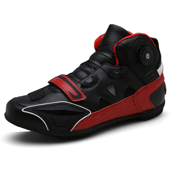 Мото ботинки 4