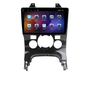 Image 5 - 2 דין 8 core אנדרואיד 10 רכב רדיו האוטומטי עבור פיג ו 3008 2009 2010 2011 2012 13 2015 ניווט GPS DVD מולטימדיה נגן