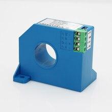 Ma ampere transmissor vazamento ampere sensor de corrente dc 100ma 200ma 400ma 800ma 1000ma dc 4-20ma saída atual transdutor