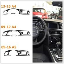 for audi A4 B8 S4 RS4 A5 S5 RS5 Coupe Sport back Cabriolet Carbon Fiber Instrument Panel