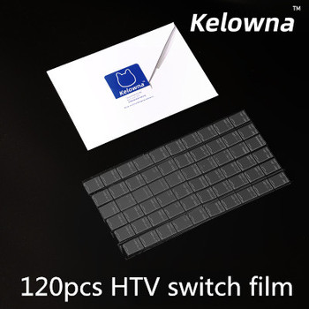 1 pack Kelowna clear MX switch film for mechanical keyboard HTV shaft film for repair 1