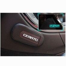 Car-Accessories Leg-Cushion Kia Cerato Armrest-Pad Comfortable Interior And Stylish