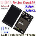 WEIDA LCD di Ricambio 8