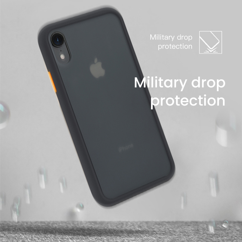 Shockproof Armor Case For iPhone  2
