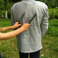 2019 анти резка устойчивый Self свет для защиты Schutzweste Tatico анти скрытой удар Длинные рукава защитный футболка Рабочая одежда