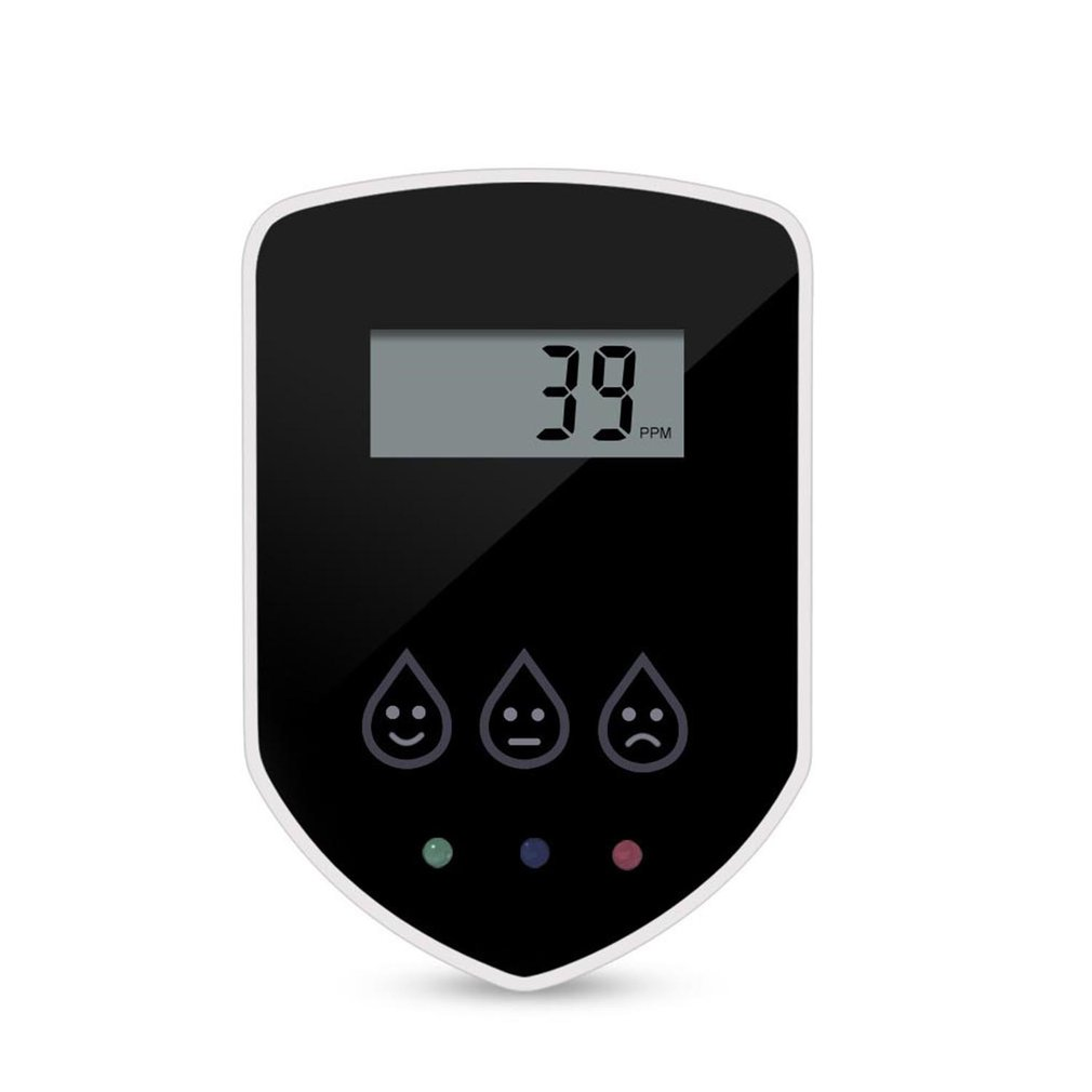 Portable Intelligent Water Shield TDS Water Quality Tester Drinking Water Hardness Tester Household Water Detector