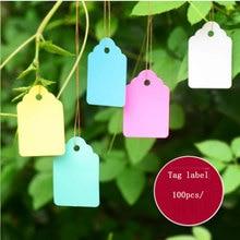 Подвесные маркеры для растений Этикетки полосковый волновод Висячие бирки Гибкие ПВХ пластиковые инструменты для садоводства Цветочная тарелка садовые инструменты