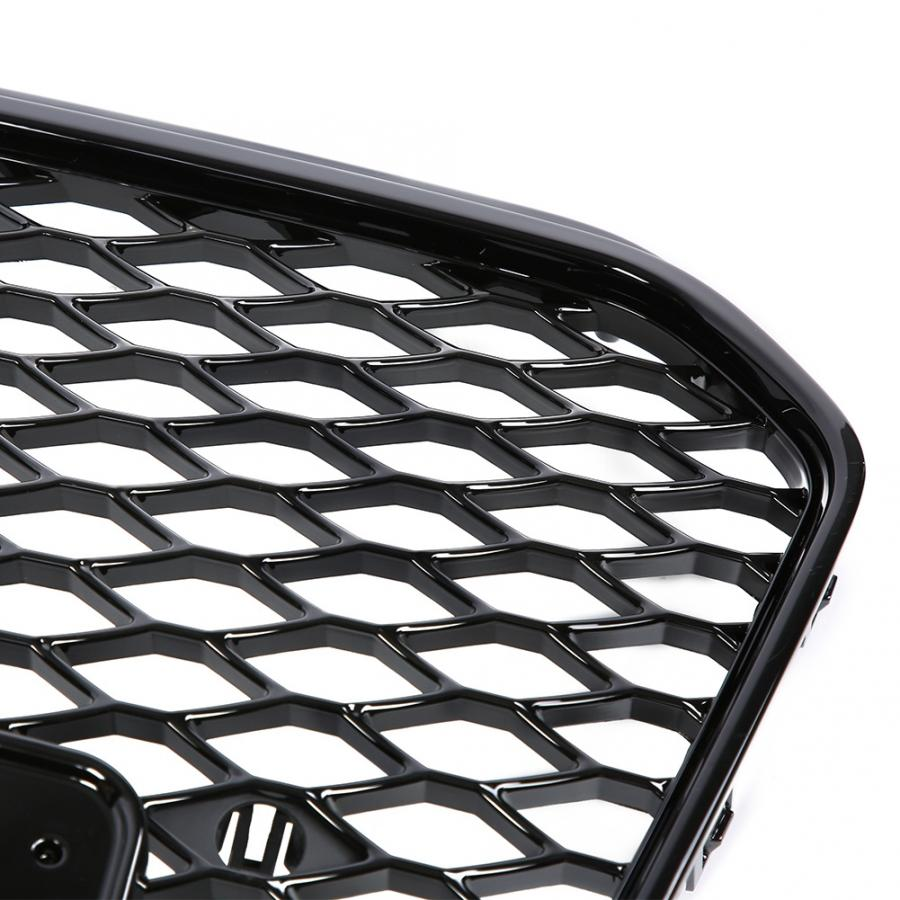 Best Promo #89e488 For RS5 Style Front Sport Hex Mesh