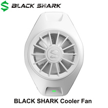 Whosales Original For Xiaomi Black Shark 3 Pro 2 Pro Fun Cooler Cooling Fan Mi 10 Pro RGB Light for Android iOS mobile phone fan