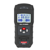 WT55 Digital Wall Scanner Detector Detecting wire water pipes metal materials in the wall Electric Box Finder Wall Detector