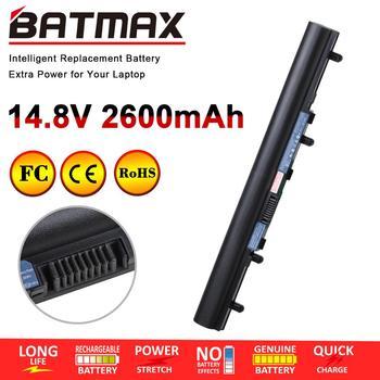 Batería de 2600mAh AL12A32/V5 para Acer Aspire ES1-411-P2LF AL12A72 ES1-411-C1WD ES1-411-C8JM E1-470...
