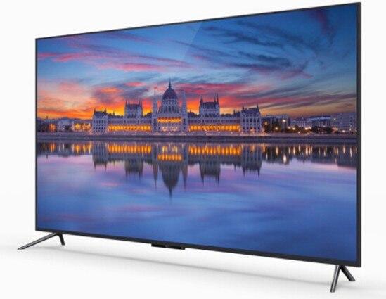 55 Inch HDMI VGA 1920*1080 Monitor Screen Display Plus Global Version Multi Languages WIFI Smart T2 Led Television TV