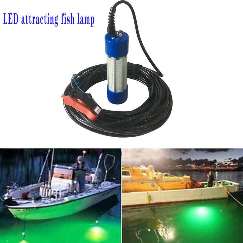 Led 12v unterwasser angeln licht bootfahren fischen tauch dippie tintenfisch