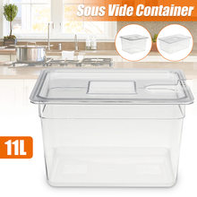 Lid Vide-Container Slow-Cooker Cooking-Tools Sous Circulator Immersion 11-Liter