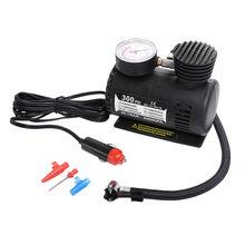 300 psi mini compressor de ar 12 v carro auto bomba portátil pneu inflator com calibre novo f-melhor
